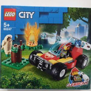 Feu de forêt Lego