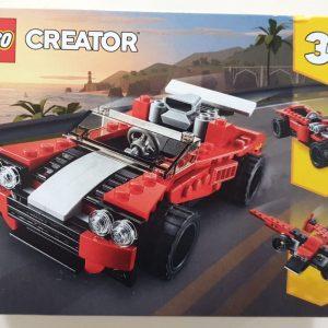 Voiture de sport Lego