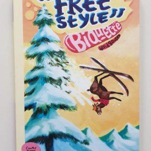 Freestyle piquette livre enfant