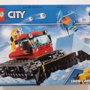 Dameuse Lego Valmeinier