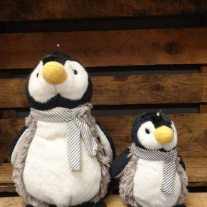 Peluches pingouin