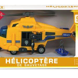 hélicoptère de sauvetage FR