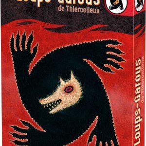 jeu de cartes loups-garous