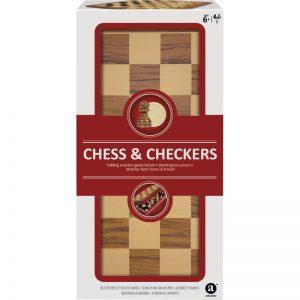 jeu d'échecs et dames