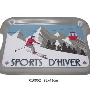 plateau sports d'hiver